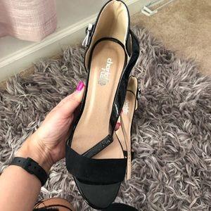 Charlotte Russ heels